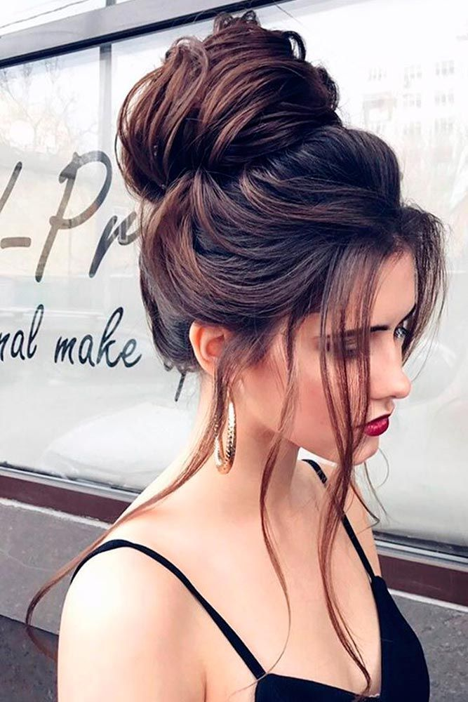 21 Fancy Prom Hairstyles For Long Hair Lovehairstyles Com Hair Styles Long Hair Styles Hairstyle