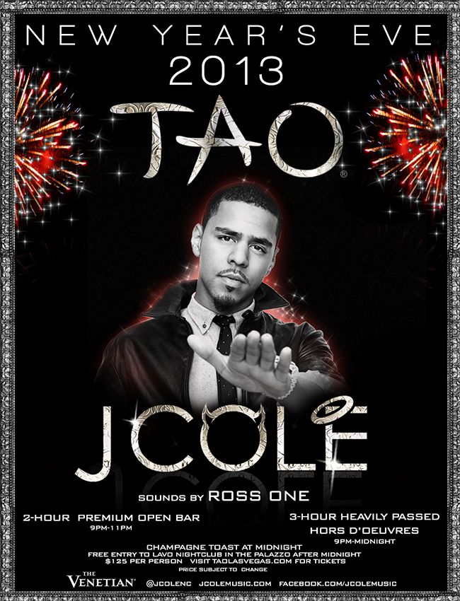 TAO NEW YEARS EVE 2013. TAO WILL HAVE