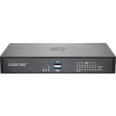 sonicwall tz500 network security firewall appliance 8 on sonic wall id=26389