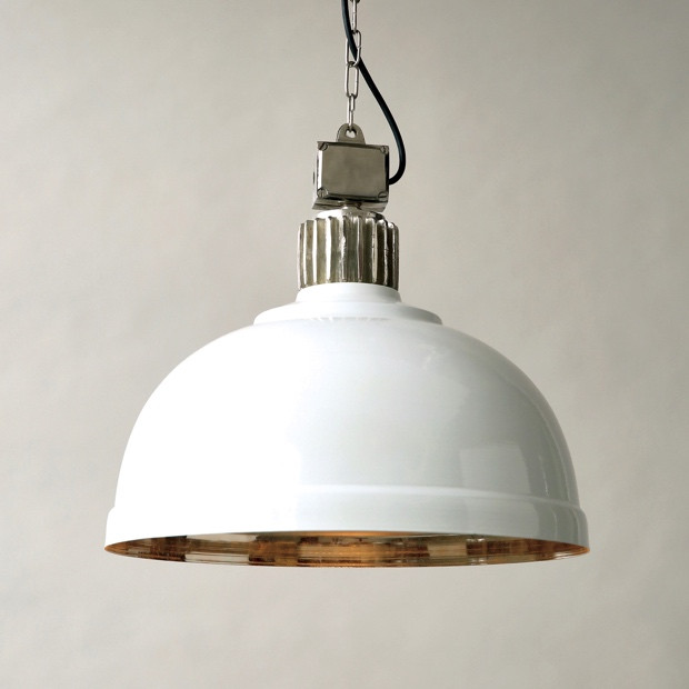 White Metal Hanging Pendant Light In 2020 Hanging Pendant Lights