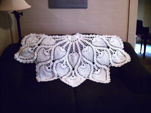 pineapple shawl1