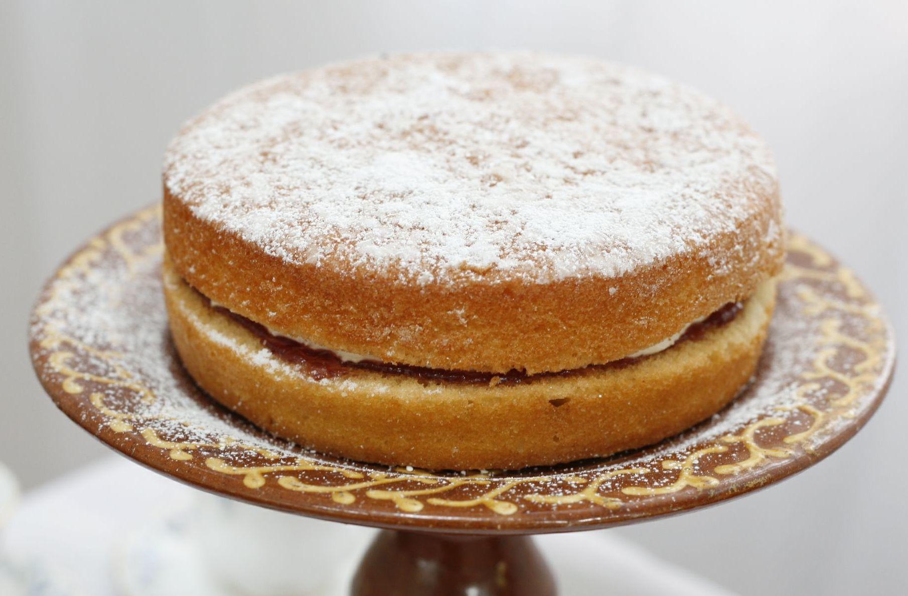 Traditional Victoria Sponge Cake Recipe Sponge Cake Recipes
