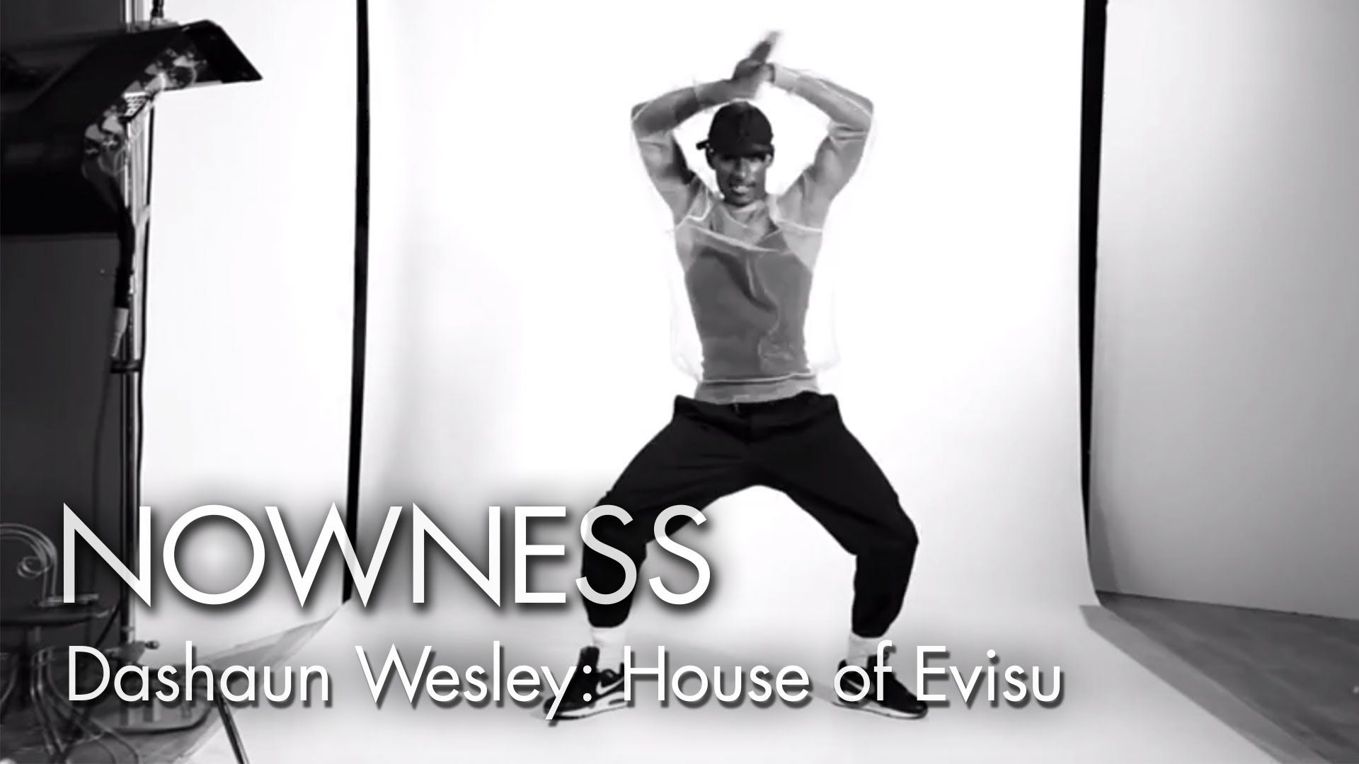 Dashaun Wesley In House Of Evisu By Michael Hemy Siluet