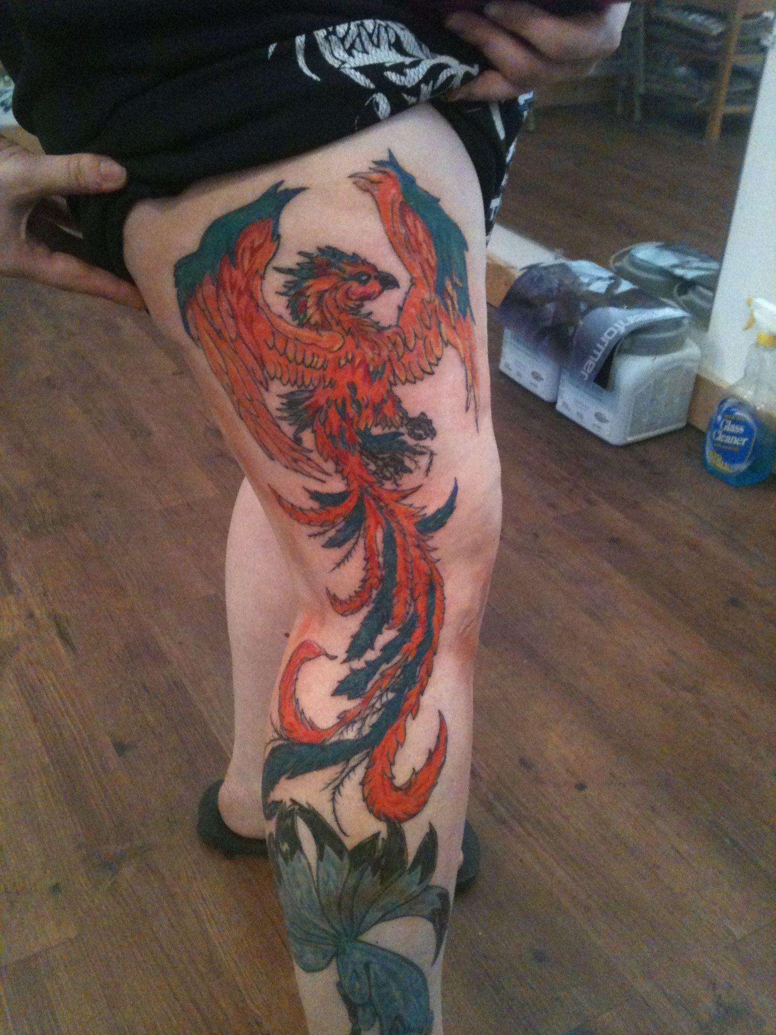 Phoenix tattoo artists tattoos artist