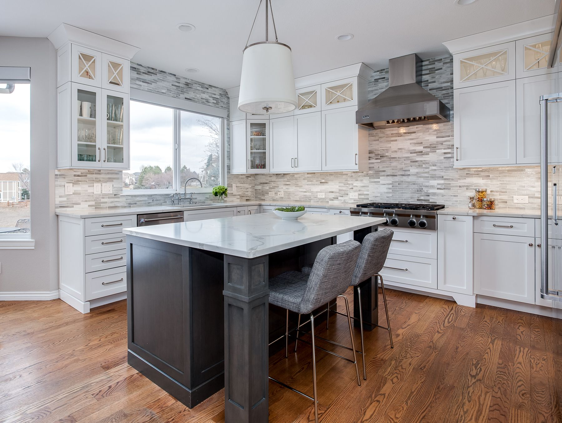 Painted Vs Stained Cabinets Jm Kitchen And Bath Https Www Jmwoodworks Com Painted Vs S Kitchen Remodel Kitchen Cabinet Remodel Semi Custom Kitchen Cabinets