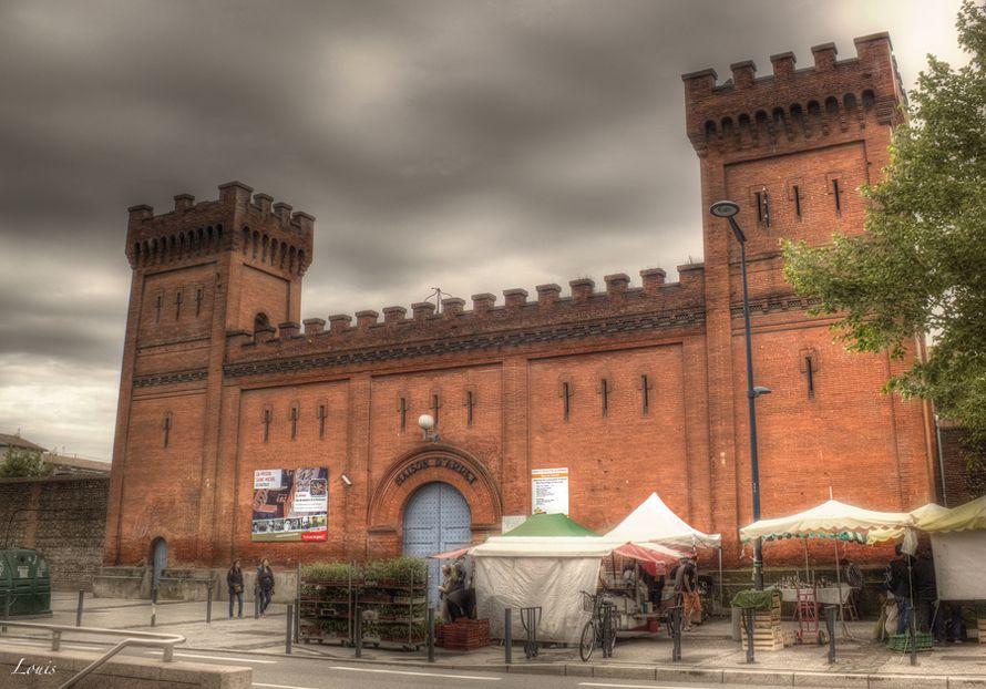 Ancienne Prison Saint Michel De Toulouse Toulouse Belle France Tourisme