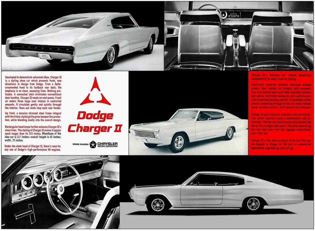 1965 Dodge Charger Ii Styling By Carl Quot Cam Quot Cameron