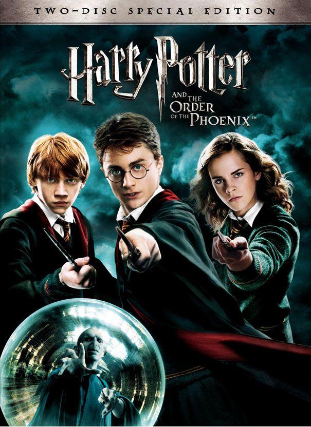 Google Image Result For Http Comingsoon Net Nextraimages Hp5dvd1 Jpg Harry Potter Order Harry Potter 5 Harry Potter Movies