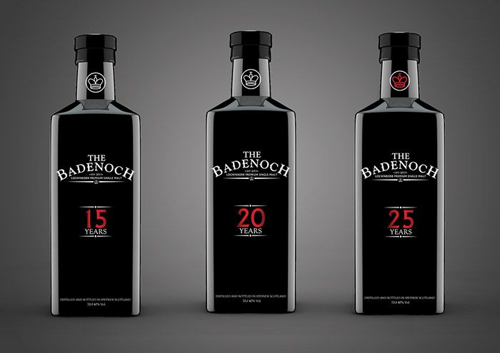 The Badenoch Whisky | #packaging #design PD