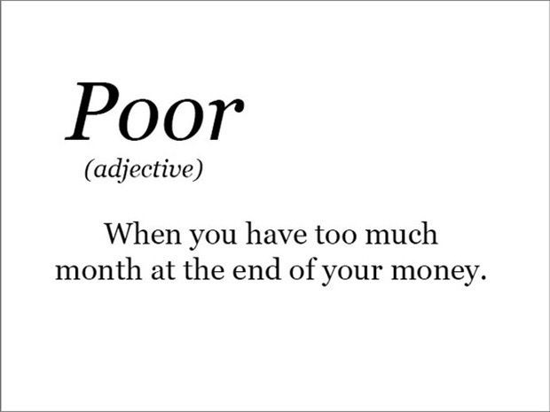 18 Honest Meanings That Truly Describe These Words. #17 is so true