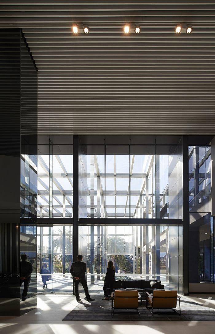 Australia Post Sydney Offices Office Snapshots Office Design Lobby Design Office Entrance