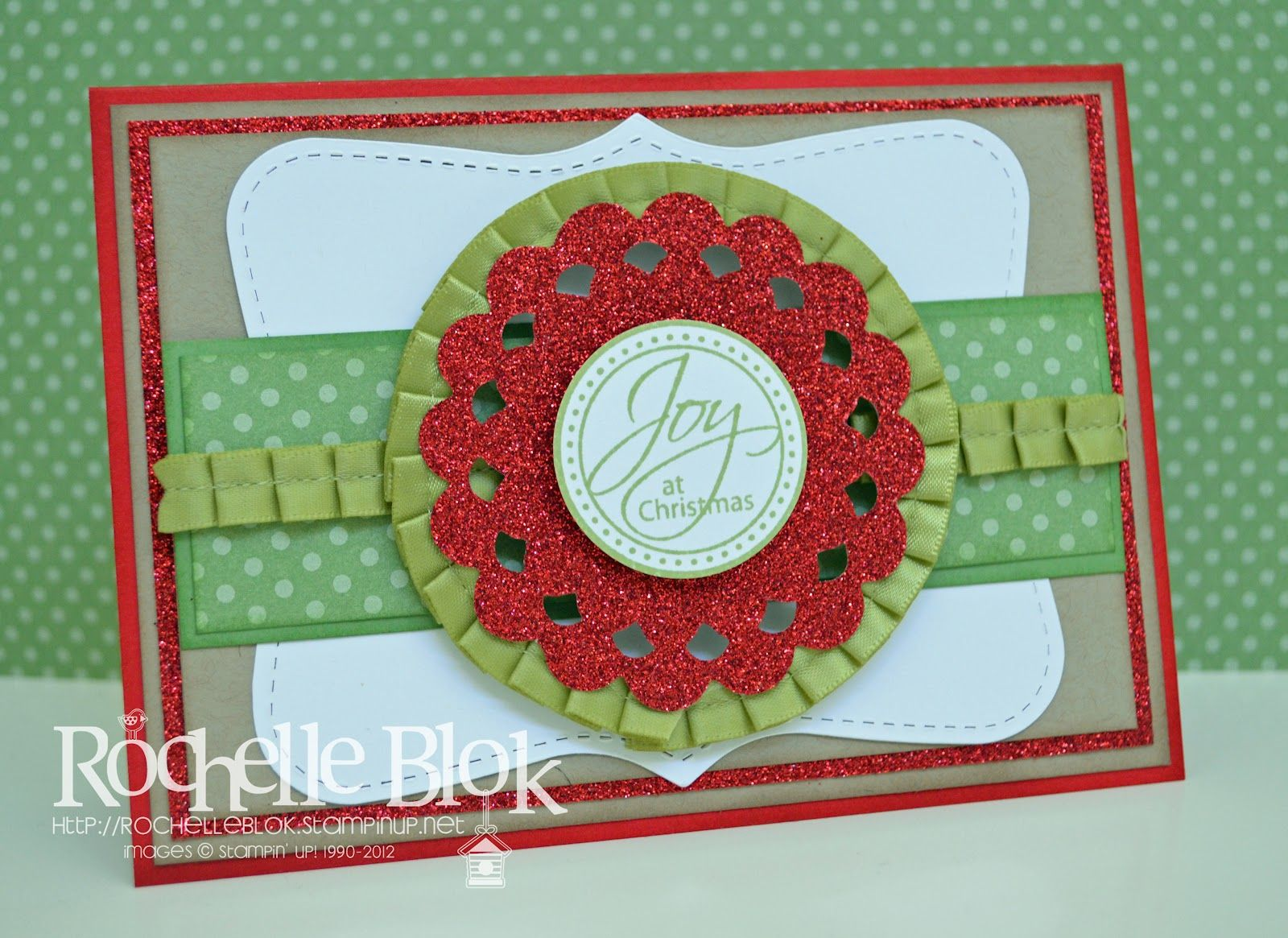 Stampin' Up! Perfect Punches - By Rochelle Blok
