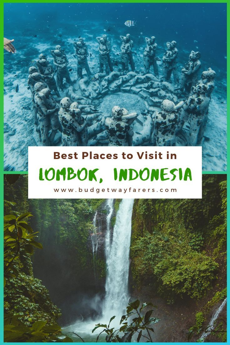 Lombok in Indonesia is known for its stunning mountains, beautiful beaches, gushing waterfalls and diverse surf spots. This place has everything for a wanderlust lover – nature trails, waterfalls, beaches, buzzing markets – just everything.  In the current Lombok Itinerary, find the best way to spend 5 days in Lombok on a budget. Discover the best places to visit in Lombok and exciting things to indulge in.   #LombokIndonesia #Indonesia #Itinerary #TravelDestinations #BestPlacestoVisit #Lombok