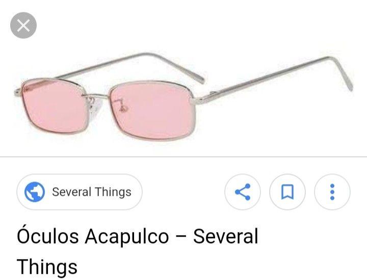 404a7d7b1 Oculos acapulco | Jenna in 2019 | Óculos