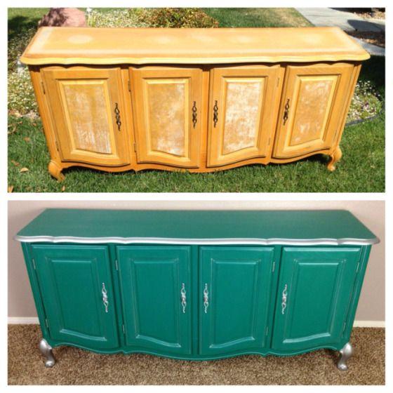 Muebles viejos restaurados muebles antiguos restaurados for Renovar muebles antiguos