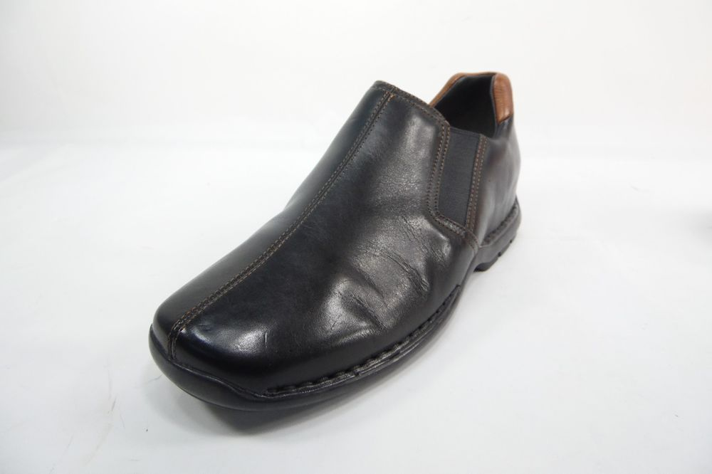 c826df8ca4b Cole Haan Zeno Slipon.II Men Black Loafer Size 9.5M  C07485  ColeHaan   LoafersSlipOns