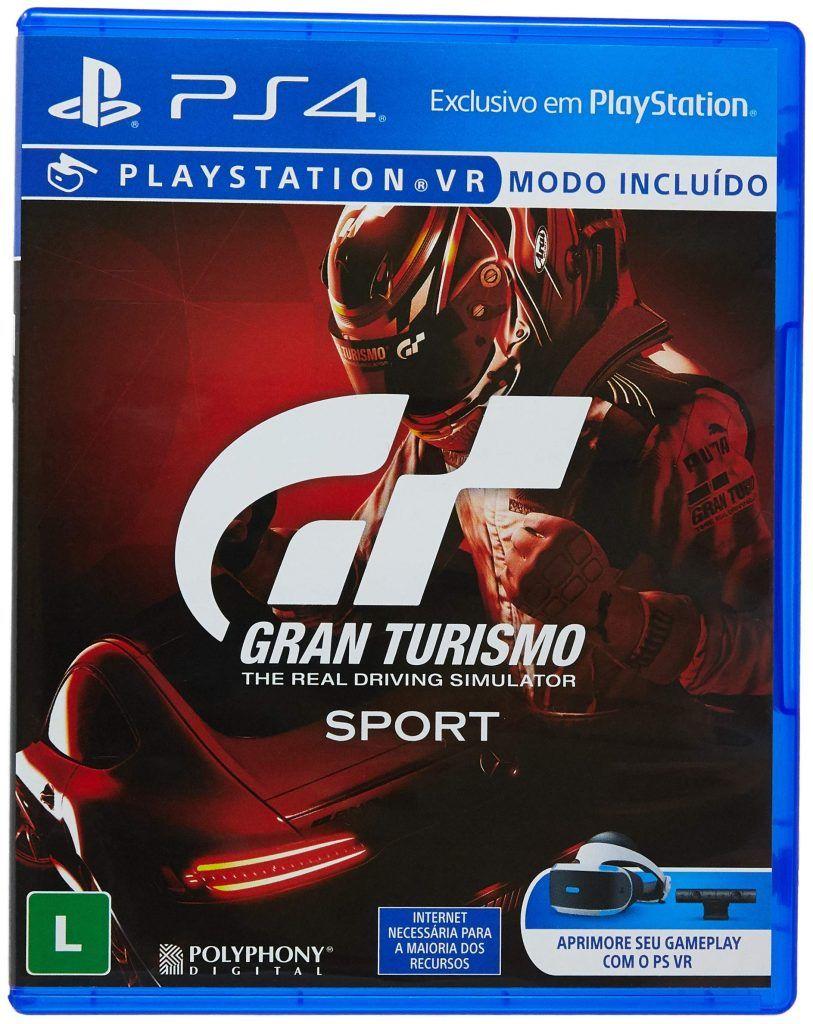 Grand Turismo Sport The Real Driving Simulator Playstation 4 Gran Turismo Playstation Jogos Ps4