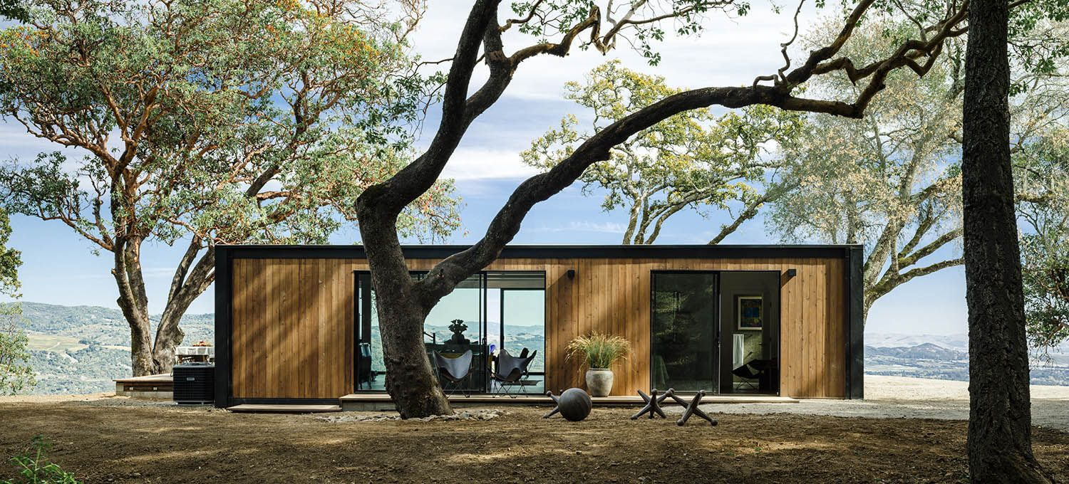 Connect homes sustainable modern prefab homes green sustainable architectural prefab - Container homes in los angeles ...