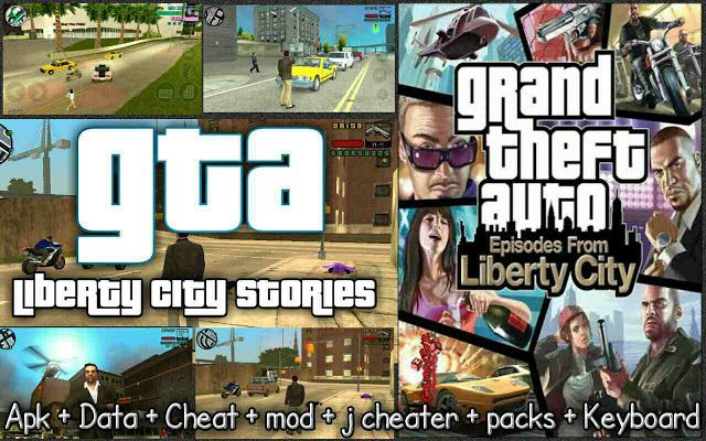 gta episodes from liberty city download android