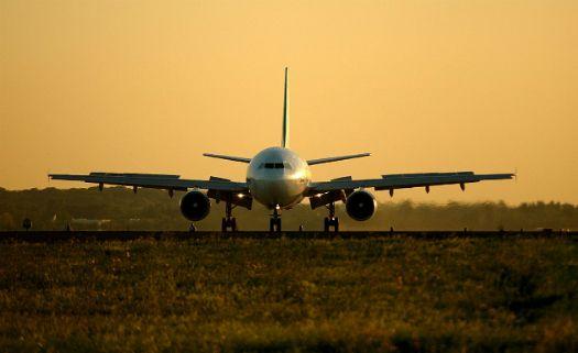 O impacto ambiental do transporte aéreo