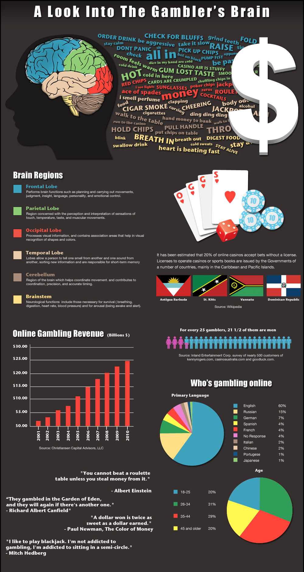 The Look Into The Gambler's Brain bit.ly/1CwCQ3I