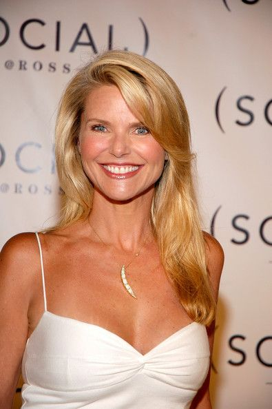 The 5th Sexiest Woman Over 50 Christie Brinkley Beautiful Women