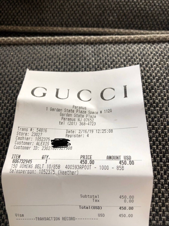 Black Gucci Belt on Mercari