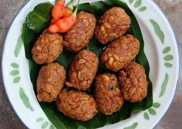Resep Mendol Menjeng Lentho Perkedel Tempe Oleh Fridajoincoffee Resep Makanan Ringan Sehat Makanan Resep Masakan Indonesia