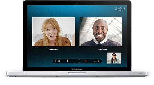 How to set up a conference call on skype for business