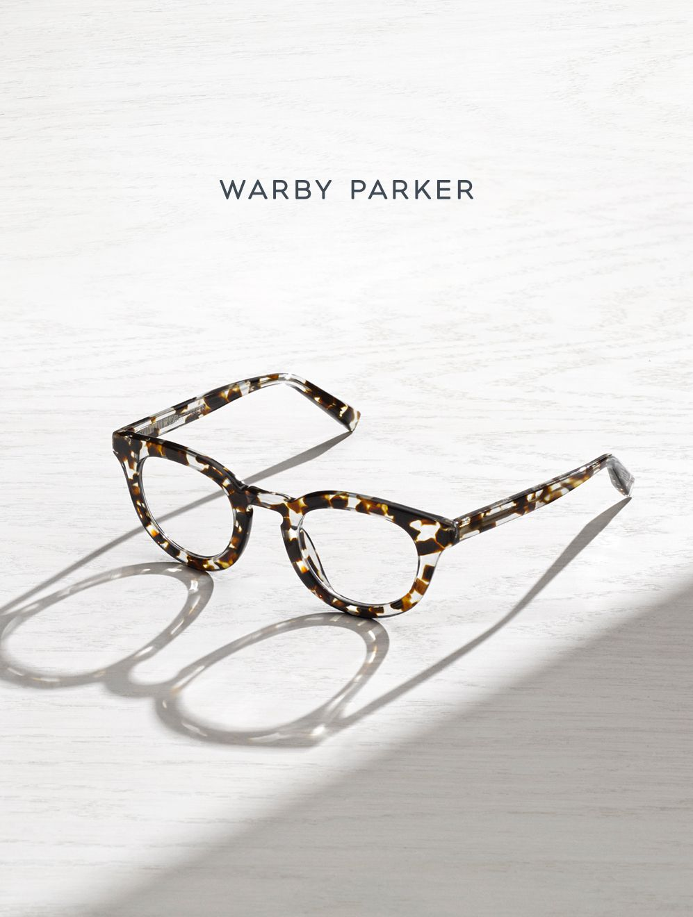 Glasses are the key-est of all key pieces. Our new frames—in rich ...
