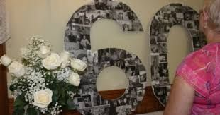 Image Result For Ideas 60th Wedding Anniversary Decorations