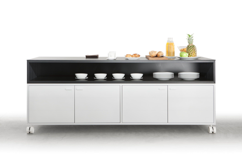 Mueble Aparador Buffet Para Terraza De Restaurante Los Materiales  # Muebles Higuera