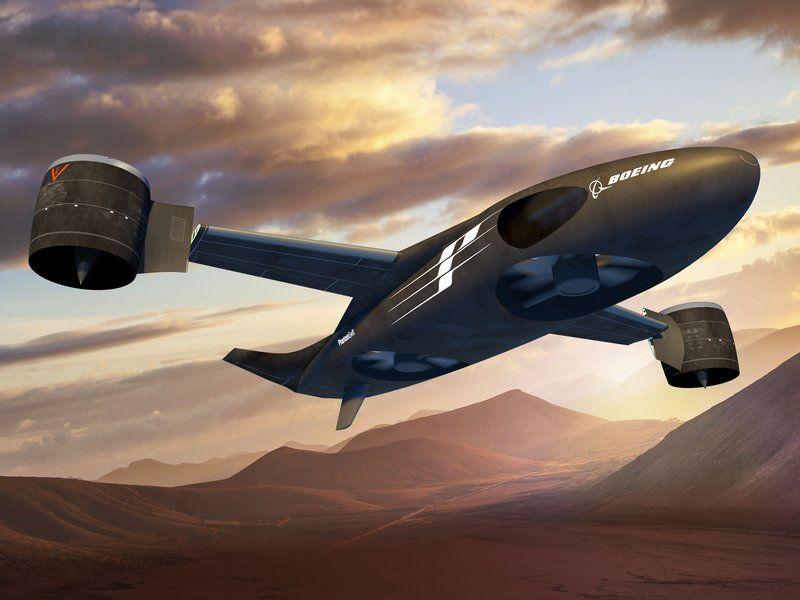 The Next X Plane