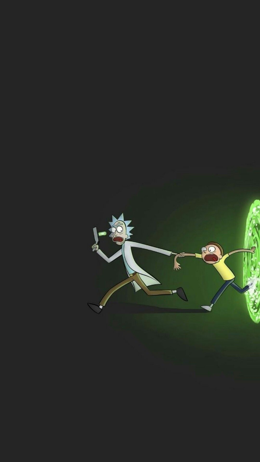 Rick and Morty Phone wallpaper | Where's the like button.... | Rick, morty,Rick i morty ja Iphone