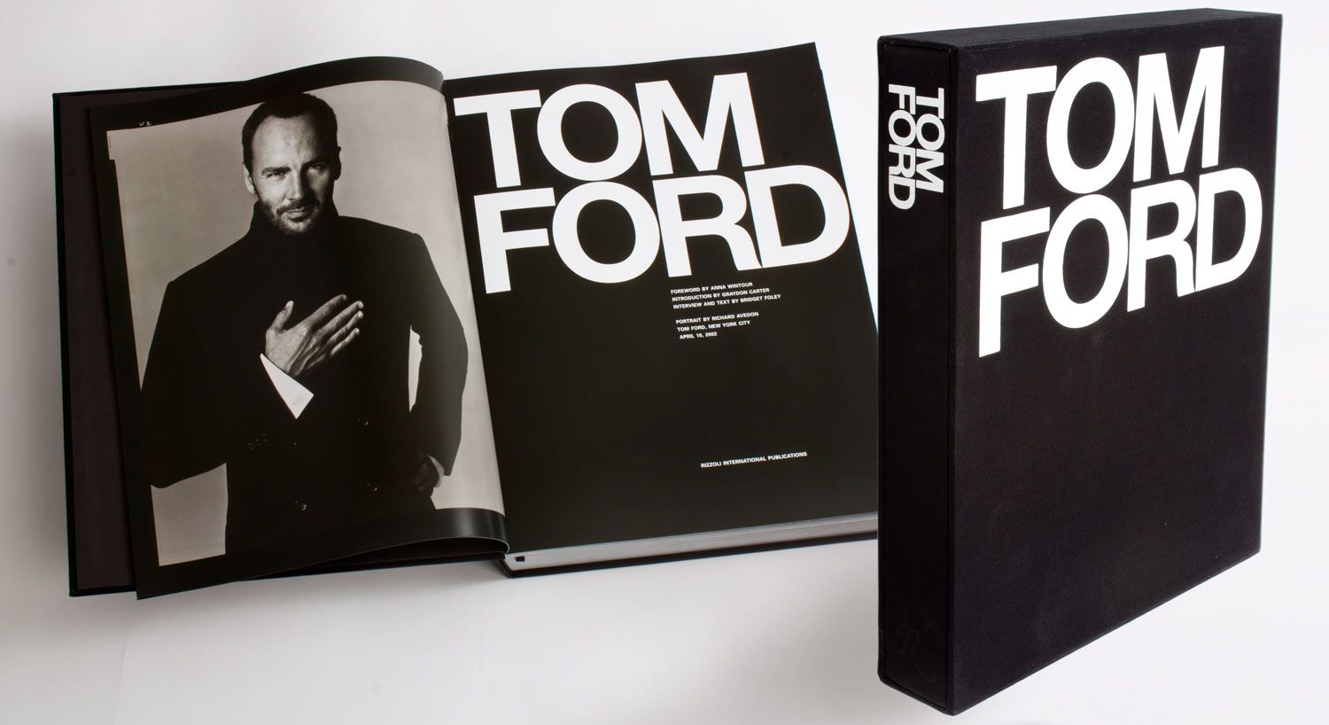 Tom Ford My All Time Favorite Coffee Table Book About My All Time