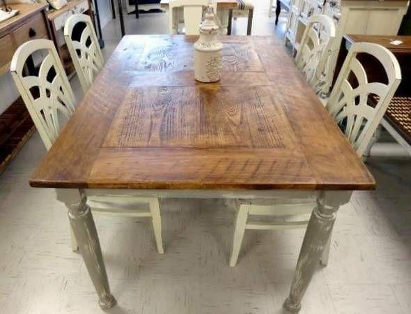 farm tables custom made  dinning table table dining
