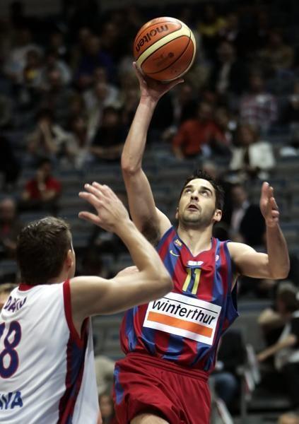 El Barcelona avanza en Copa del Rey. Baloncesto