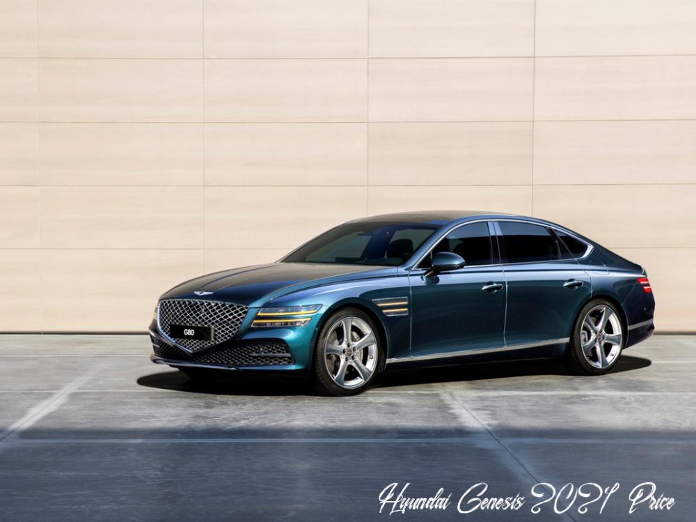 The 7 Genesis G7 Sedan Undercuts Its Rivals With 7 7 Base