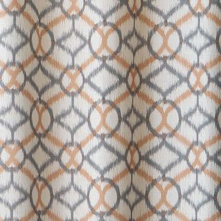 Tanjiers Ikat 84 inch Grommet Curtain Panel Pair - Overstock™ Shopping - Great Deals on Curtains