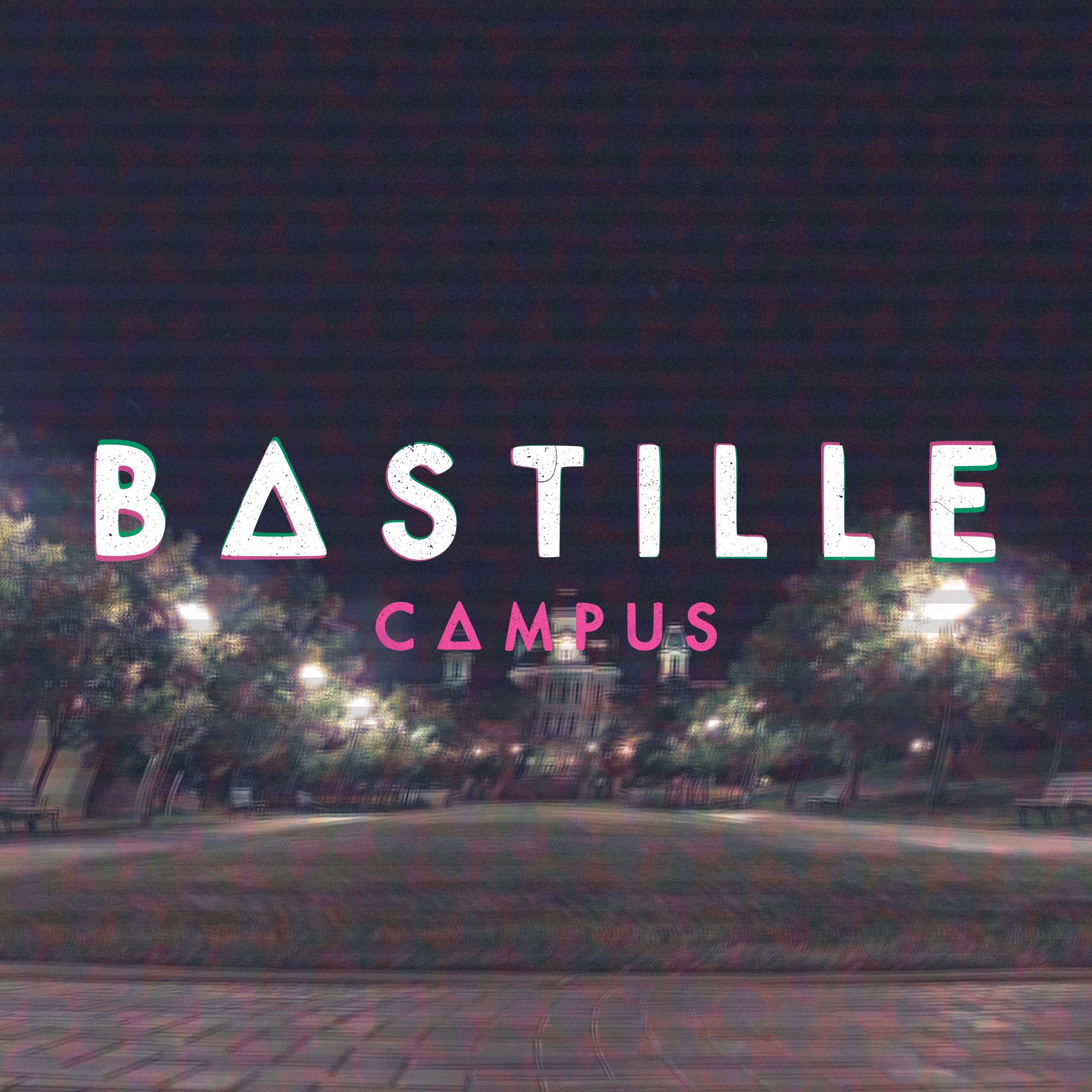 #bastille Album Artwork Unreleased Single Campus