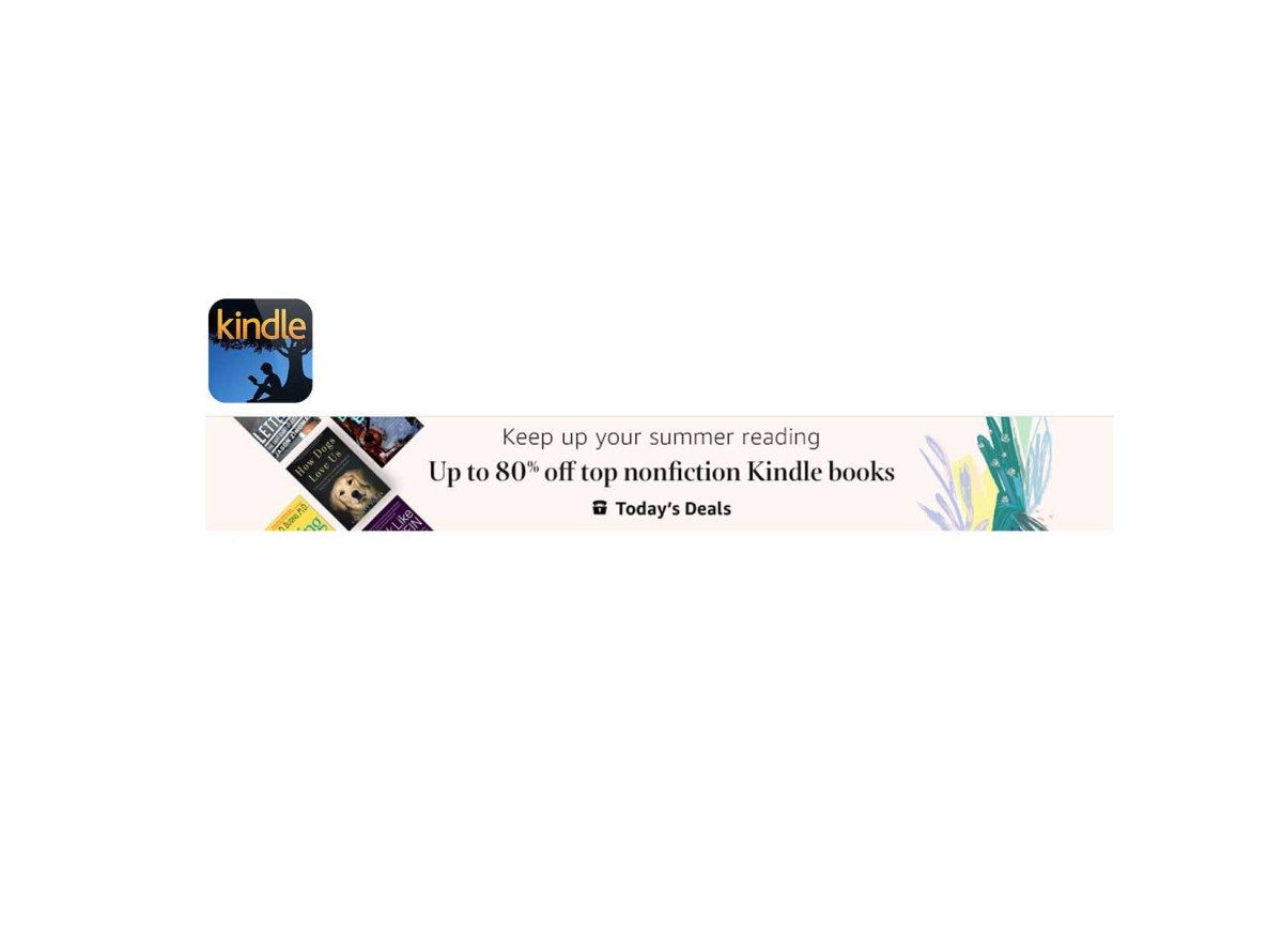 80 off top nonfiction kindle books at amazon kindle