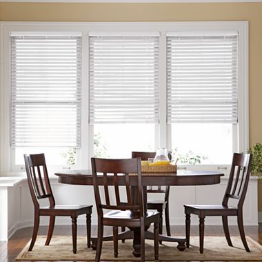 1 basswood horizontal blinds jcpenney