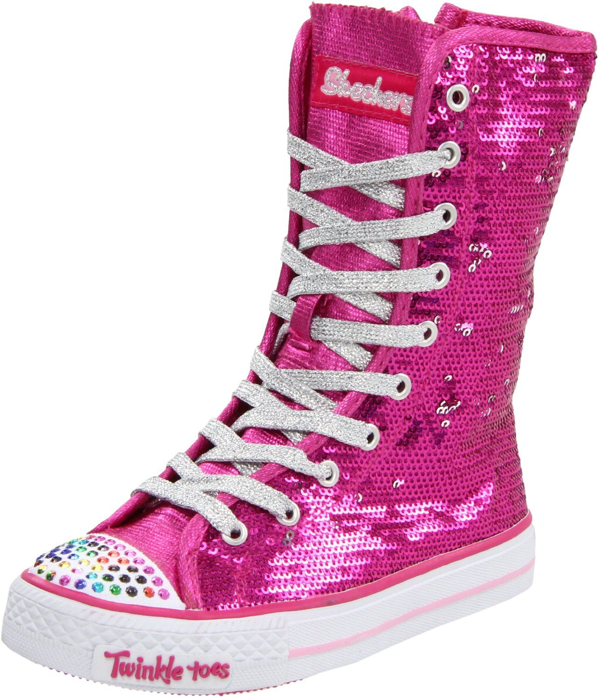 high heel converse tennis shoes pink glitter sequin