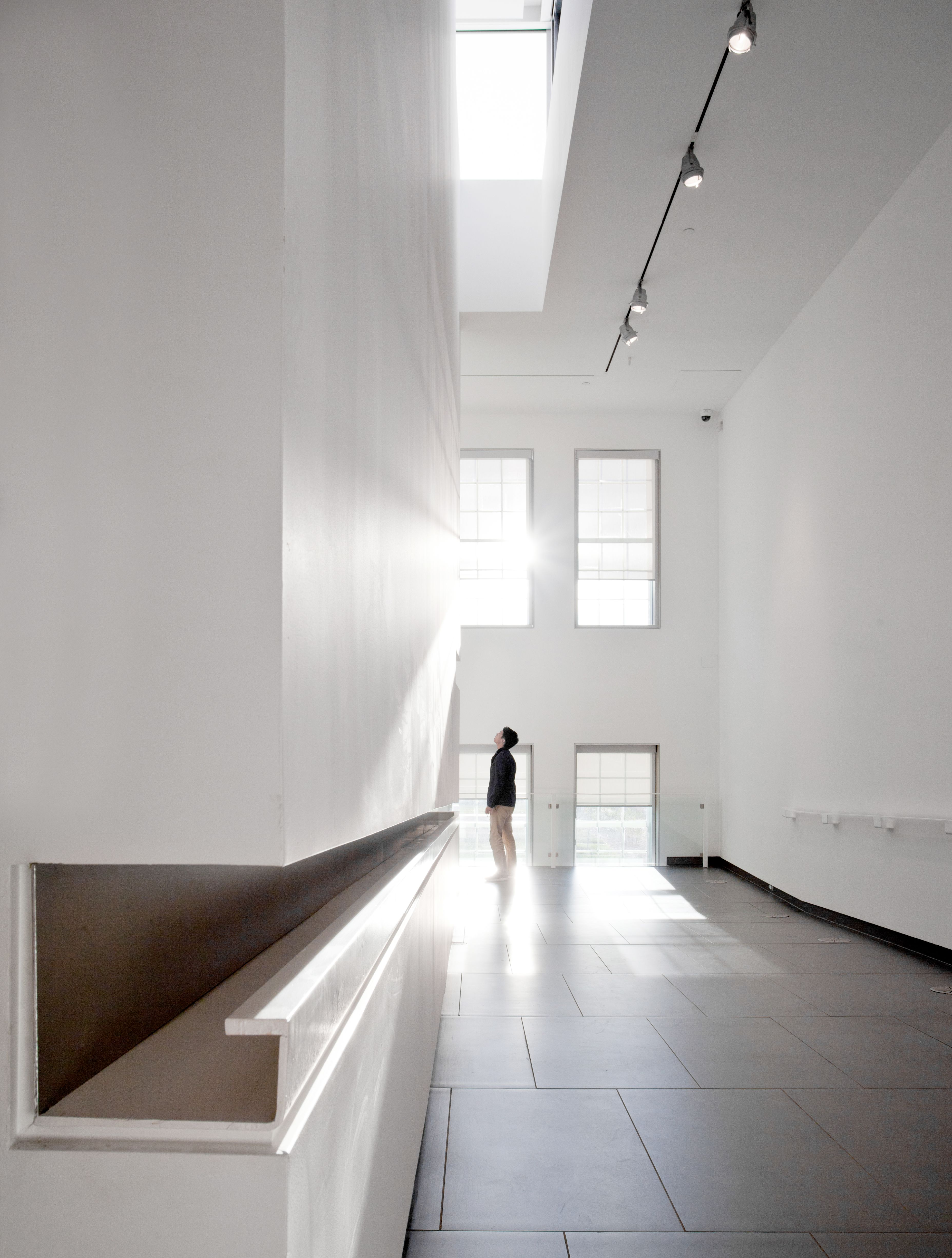 Art Gallery Of Grande Prairie The Interior Spaces Are Filled With