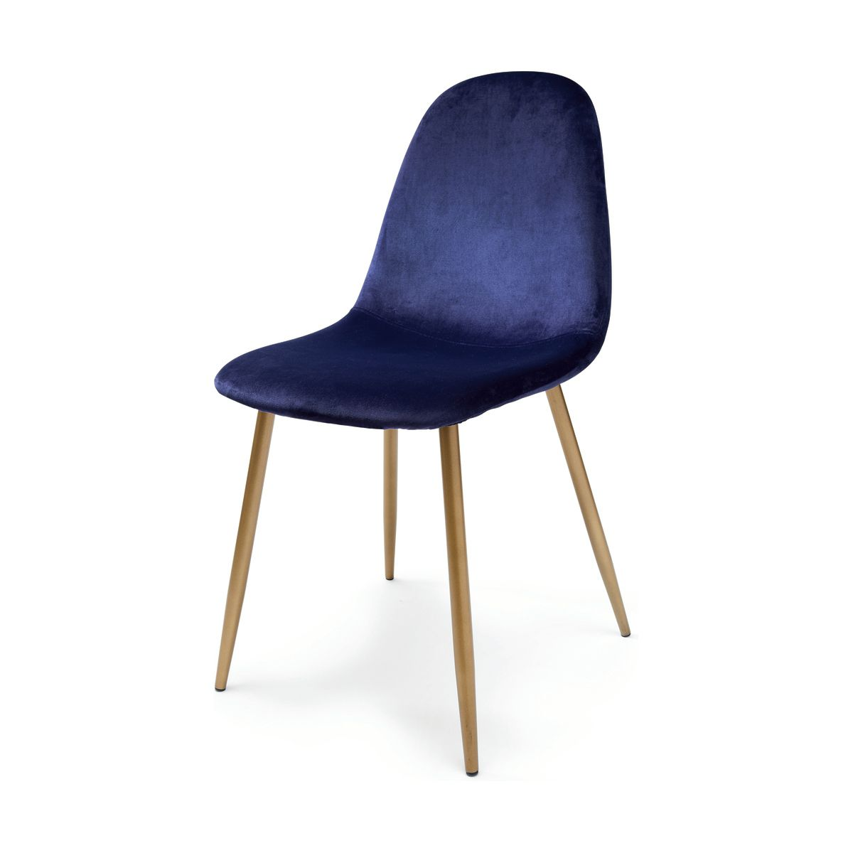Velvet Chair Navy Kmart Decor Chairs Stools Benches
