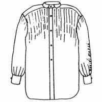 Heidi MarshMS-2-GSGathered ShirtS-M