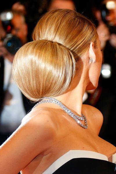 70 chignons réussis | Belle coiffure, Les plus belles ...