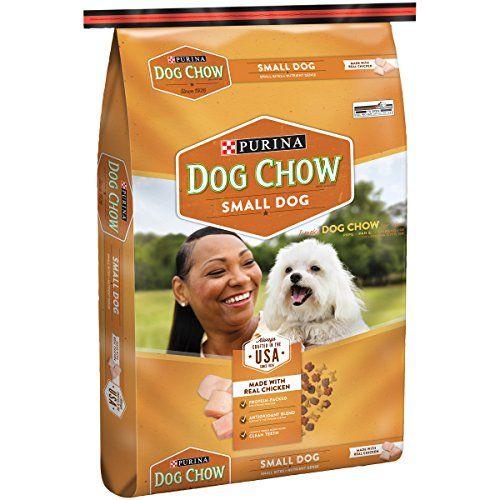 Purina Dog Chow Small Dog Dog Food 32 Lb Bag Amazon Most