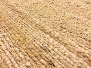 Hempteppe - Natural (beige) - Hemp-/Jute-tepper - Trendcarpet.no