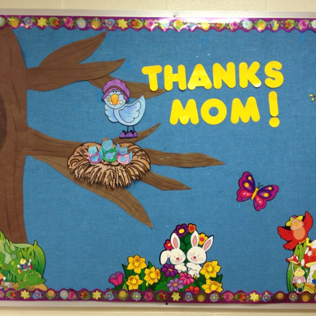 Mother S Day Classroom Decoration Ideas : My room mothers day bulletin board awesome